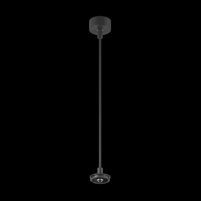 1Крепление сменное М6 для светильников MINI VILLY, подвесное, цвет черный