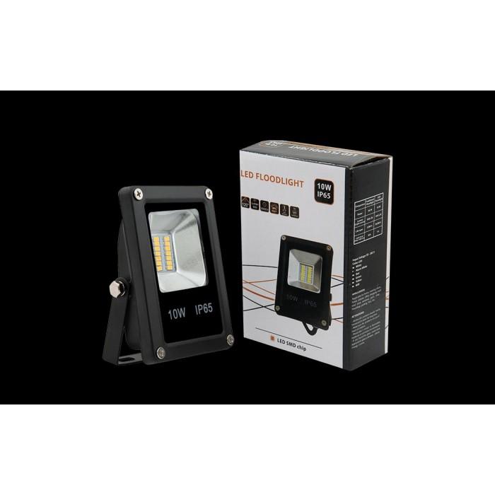 1Прожектор светодиодный 5630 3000К Теплый белыйK FL-SMD-10-WW