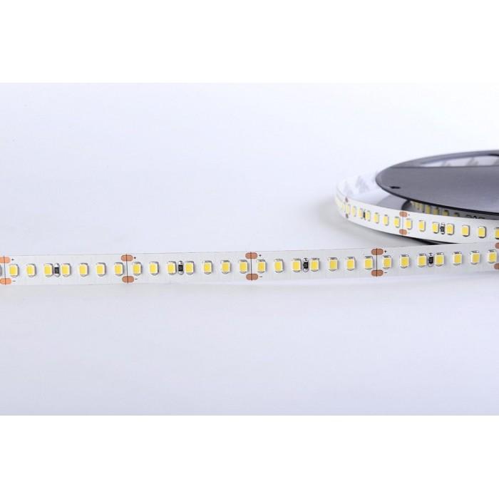 2Лента светодиодная LUX, 2835, 168 LED/м, 17 Вт/м, 24В, IP33, Нейтральный белый (4000K)