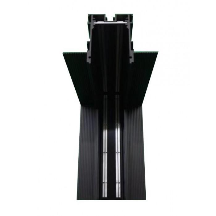 1Угловой коннектор настенно-потолочный для серии SY черный SY-601901-RC-CN-2