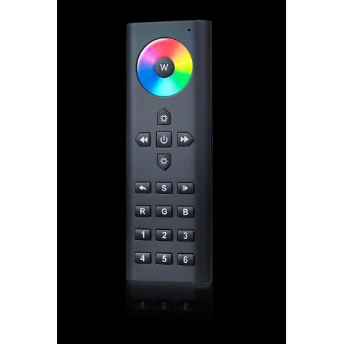 Кнопочный пульт R-6RGB на 6 зон для RGB ленты