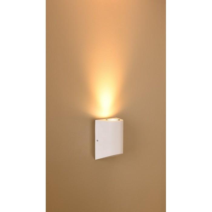 2Настенный светильник ZIMA, белый, 12Вт, 3000K, IP54, LWA0148A-WH-WW