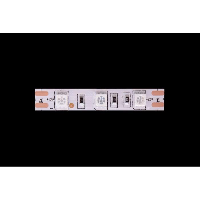 2Лента светодиодная эконом 5050, 60 LED/м, 14,4 Вт/м, 12В, IP20, Цвет: Зеленый