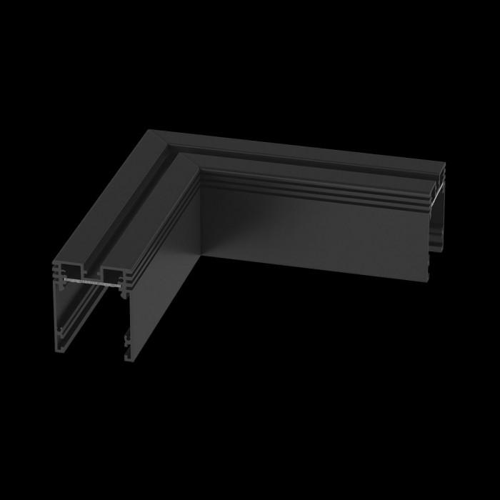 2Угловой коннектор потолочный для серии SY черный SY-601901-CN-BL
