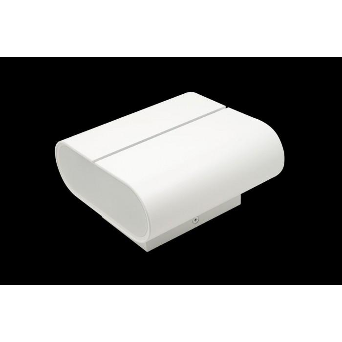 1Бра декоративное RAZOR, белый, 6Вт, 4000K, IP20, GW-1555-6-WH-NW