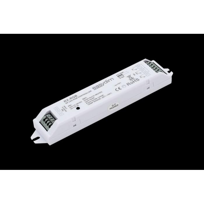 2Приемник-контроллер RX-RGB для светодиодных лент RGB