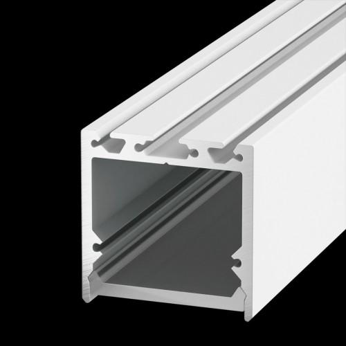 LS.3535, белый Подвесной/накладной алюминиевый профиль Designled