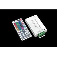 LED MIX RGB контроллер 18А 12-24 Вольт, РФ 44 кн, RF-RGB-44-18A
