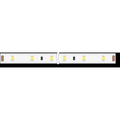 Лента светодиодная 220, SMD3528, 60LED/м, кат 100м, 4,8 Вт/м, IP68, Зеленый