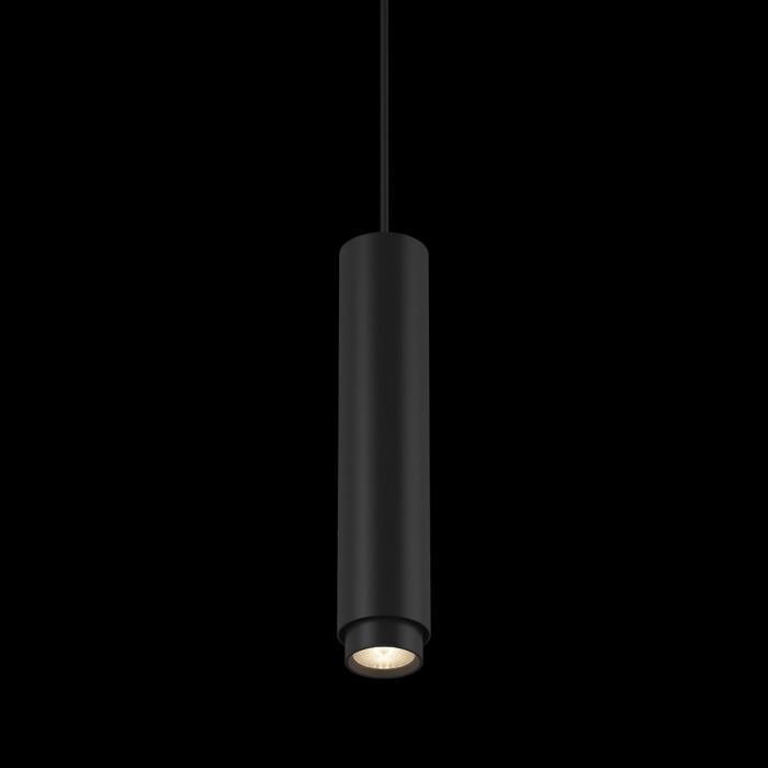 2Подвесной трековый светильник SY 20W черный 4000К SY-601242-BL-20-NW