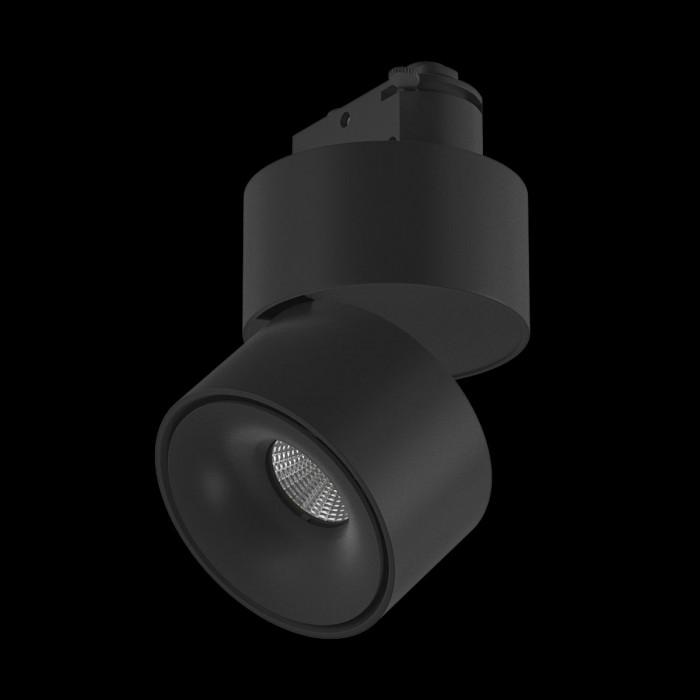 1Трековый светильник 15W Черный 4000К I-TR-BL-NW