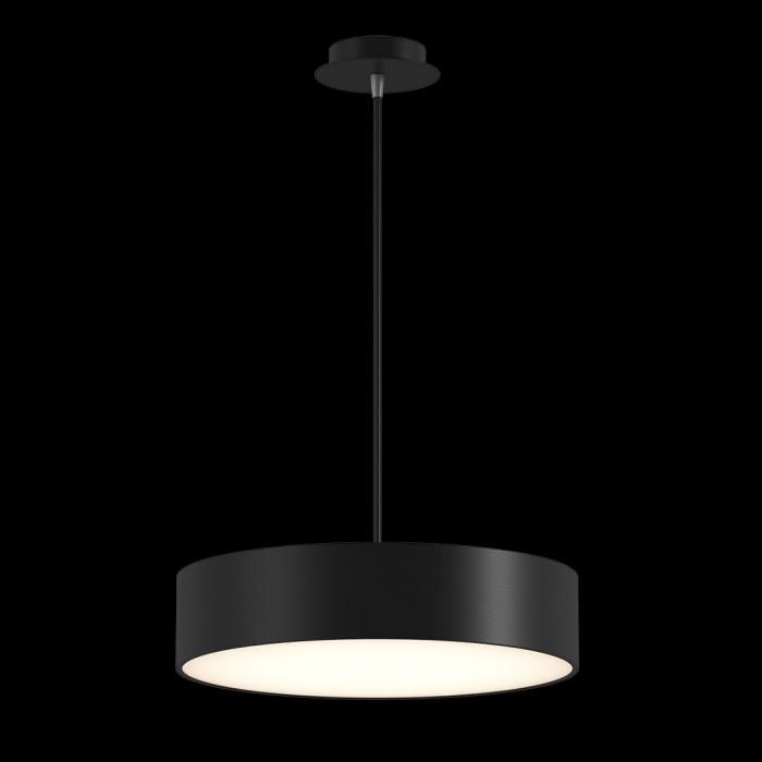 2LED светильник потолочный P0169-260A-BL-WW черный 25Вт 3000