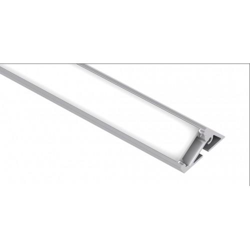 003192 Алюминиевый профиль для полок LG.2814 DesignLed