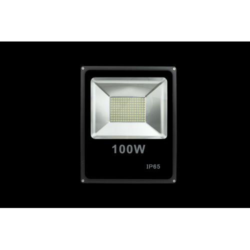 Прожектор светодиодный 5630 3000К Теплый белыйK FL-SMD-100-WW
