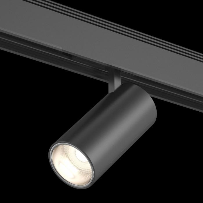 2Трековый светильник SY 30W черный 4000К SY-601203-BL-30-36-NW