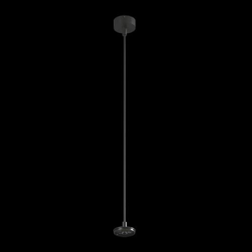 Крепление сменное М6 для светильников VILLY, подвесное, цвет черный