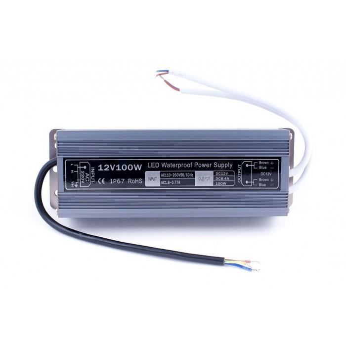2Al блок питания TPW, 100 W влагозащитный, 12 V