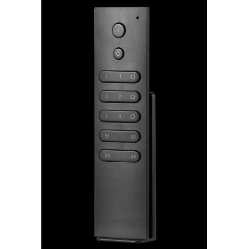 Кнопочный пульт R-Z3 на 3 зоны с возможностью сохранять до 4 сценариев