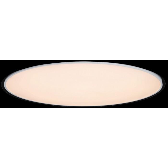 1Светильник светодиодный потолочный встраиваемый наклонный, серия FA, белый, 48,3Вт, IP20, Теплый белый (3000К)