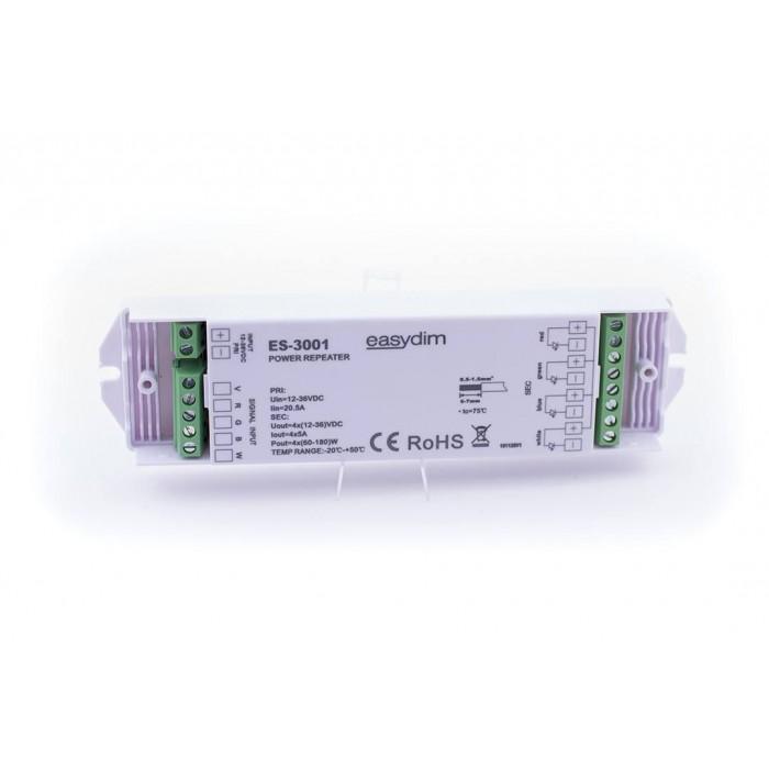 2Усилитель питания ES-3001 3/4 канала