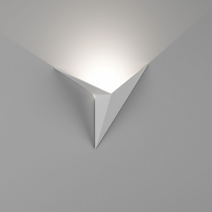 1Бра декоративное TRIK, белый, 3Вт, 4500K, IP20, GW-9103-3-WH-NW