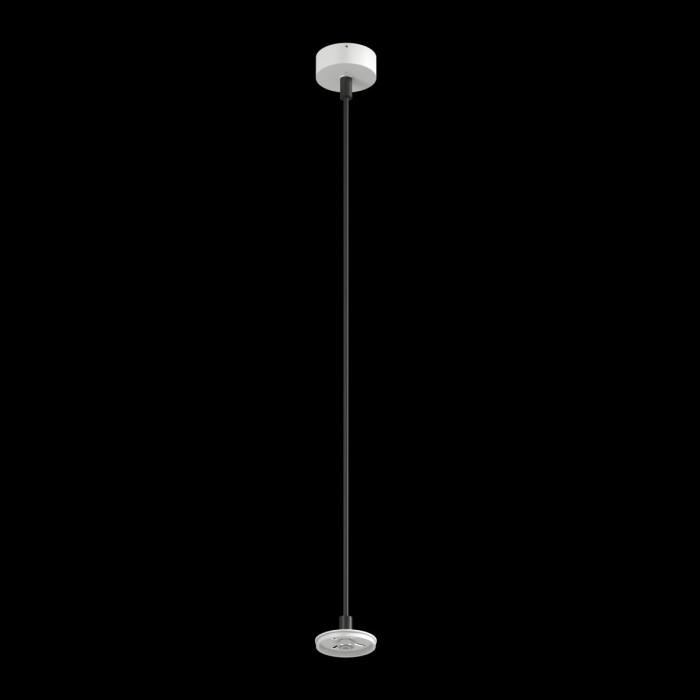 1Крепление сменное М6 для светильников VILLY, подвесное, цвет белый