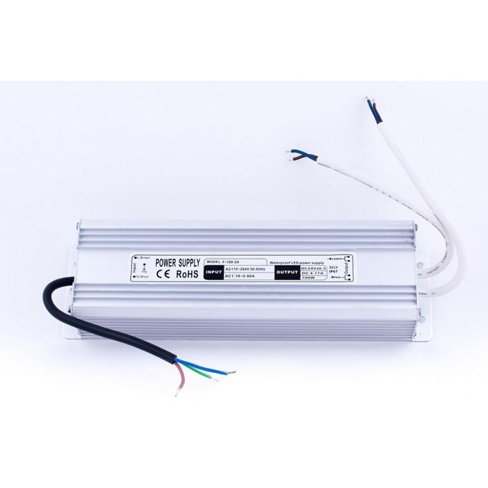 2Al Блок питания TPW, 100 W Влагозащитный, 24 V