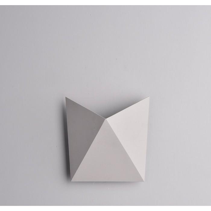 2Бра декоративное TANGO, белый, 7Вт, 3000K, IP54, GW-A816-7-WH-WW