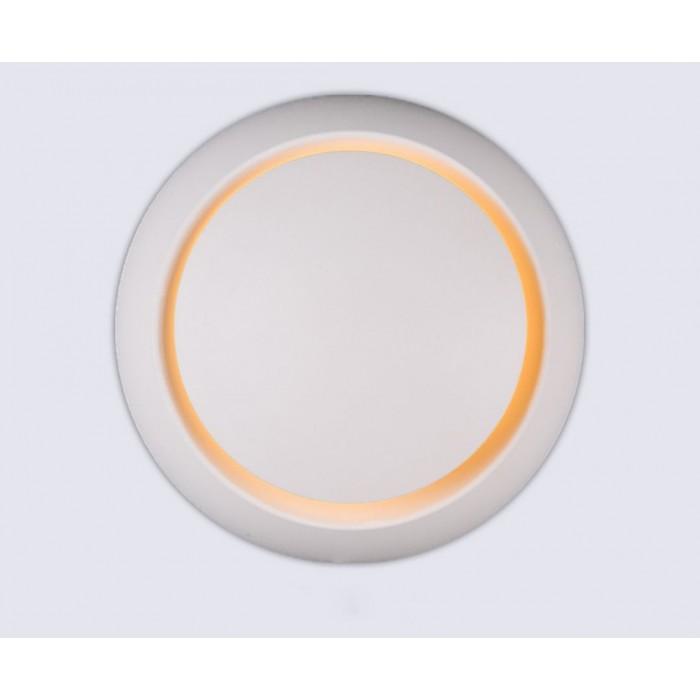 2Настенный светильник MUN, белый, 5Вт, 3000K, IP20, GW-6100-5-WH-WW