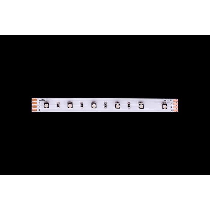 2Лента светодиодная LUX, 3535, 60 LED/м, 14,4 Вт/м, 24В, IP33, RGB (K)