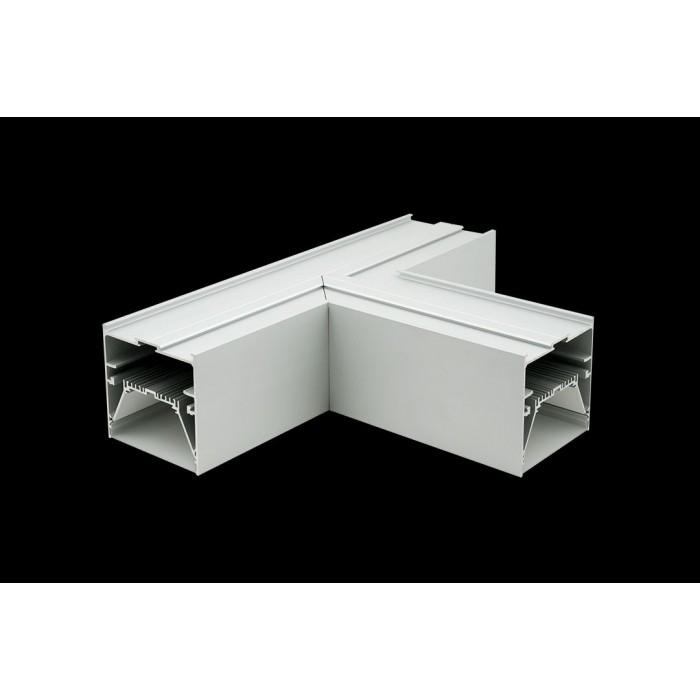 2Угловой T-образный коннектор L9086-T90 для профиля L9086