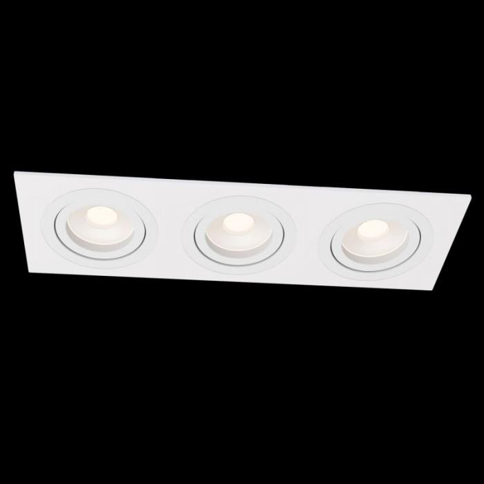 1Встраиваемый светильник Atom DL024-2-03W