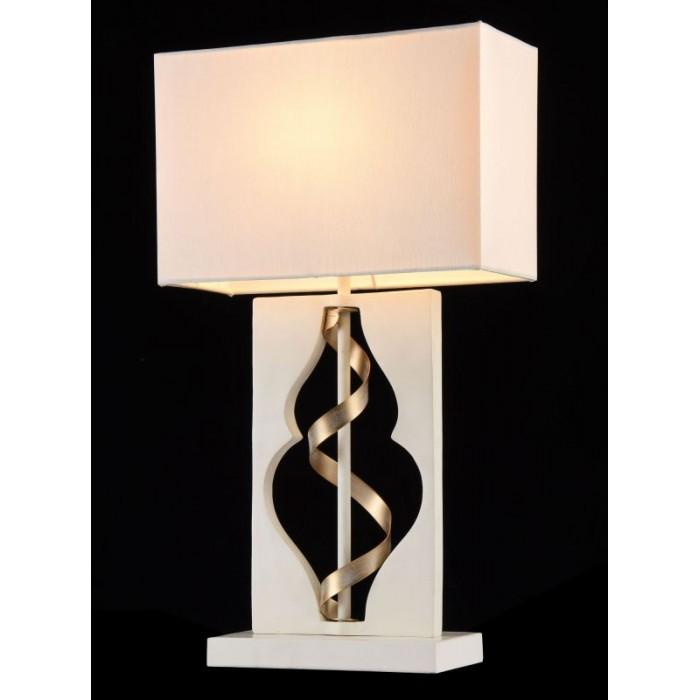 1Настольная лампа Intreccio ARM010-11-W
