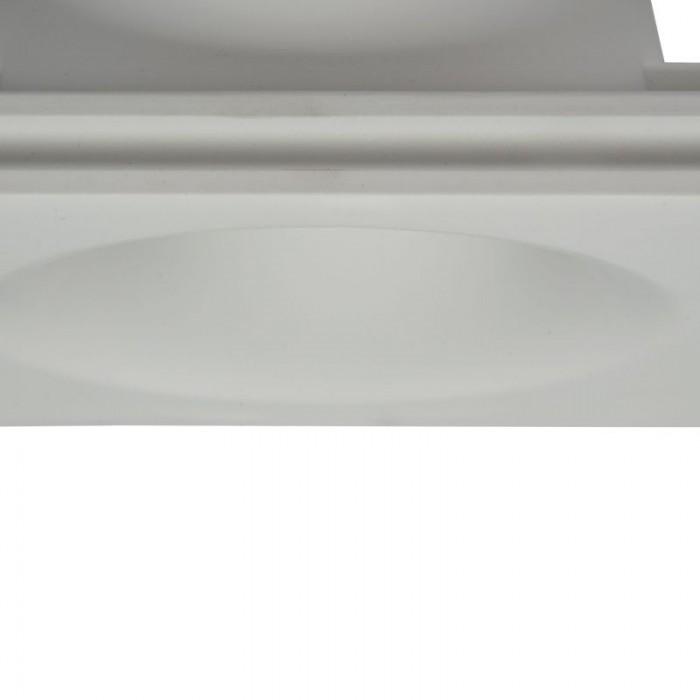 2Встраиваемый светильник Gyps Modern DL001-1-01-W
