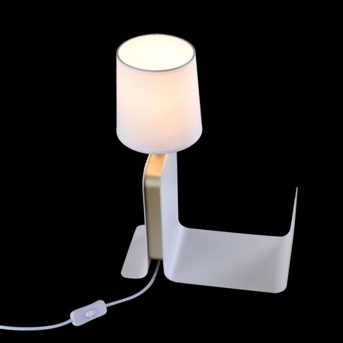 1Настольная лампа Karl MOD618TL-01W