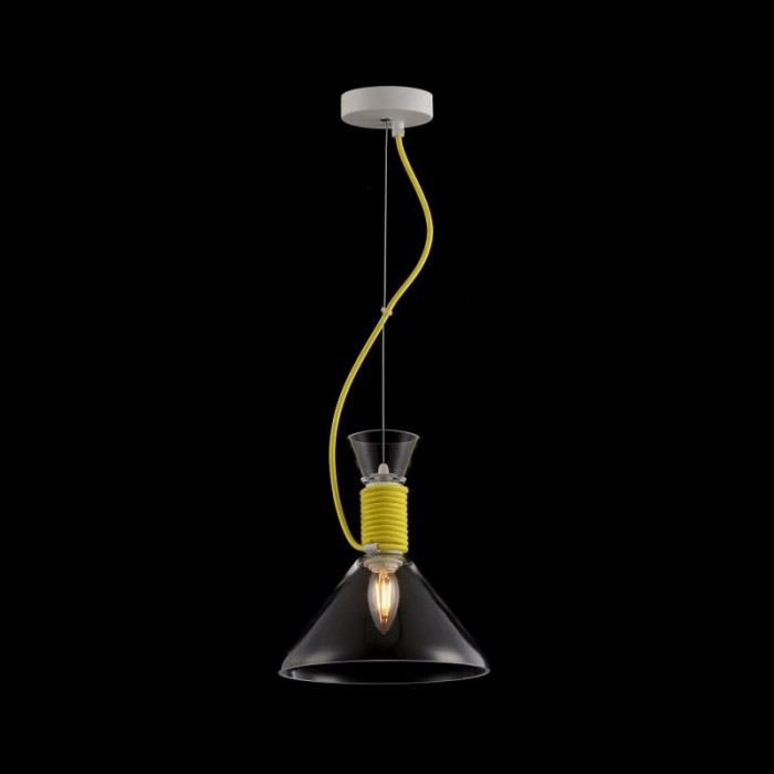 1Подвесной светильник California P536PL-01YW