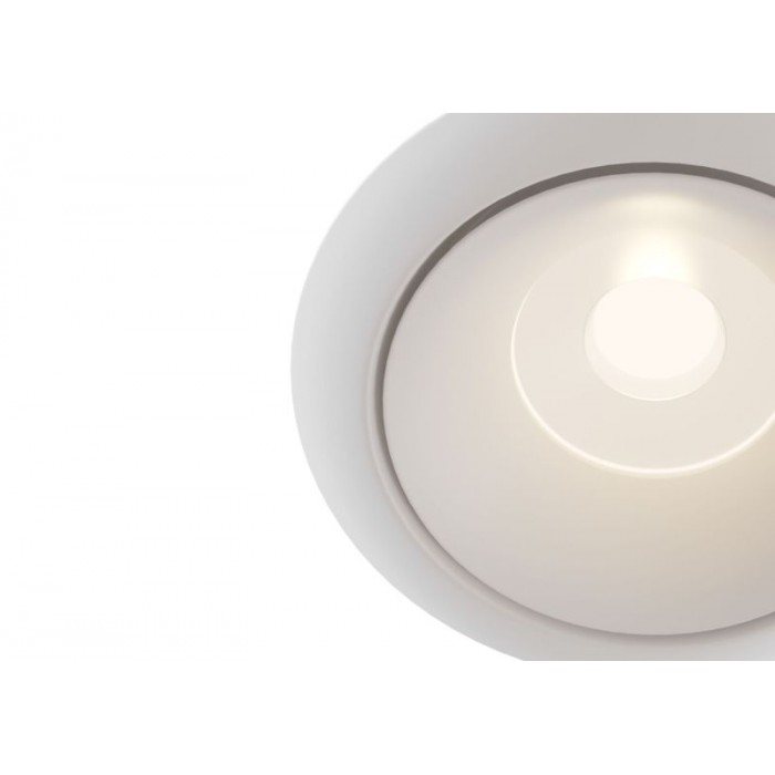 2Встраиваемый светильник Yin DL030-2-01W