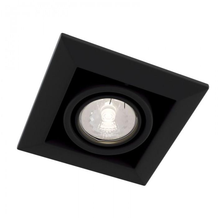 1Встраиваемый светильник Metal Modern DL008-2-01-B
