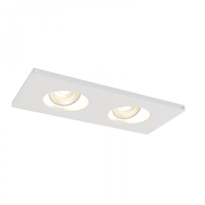 2Встраиваемый светильник Gyps Modern DL002-1-02-W