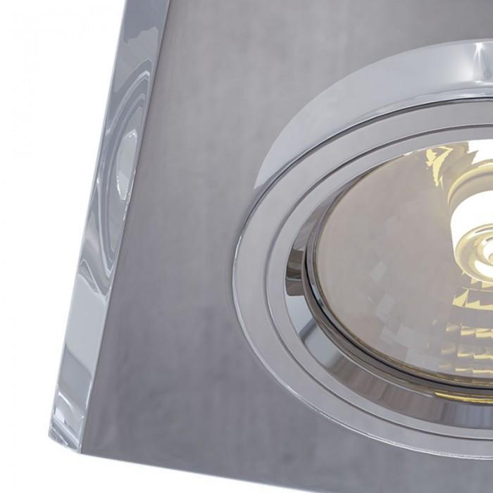 2Встраиваемый светильник Metal Modern DL290-2-01-W