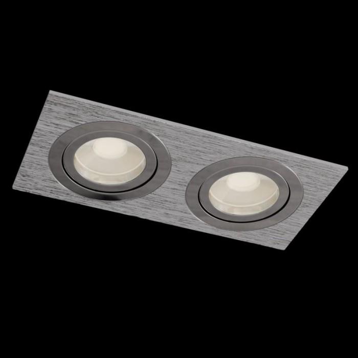 1Встраиваемый светильник Atom DL024-2-02S