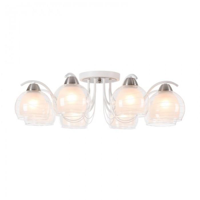 2Потолочный светильник Nikki FR5052-CL-08-W