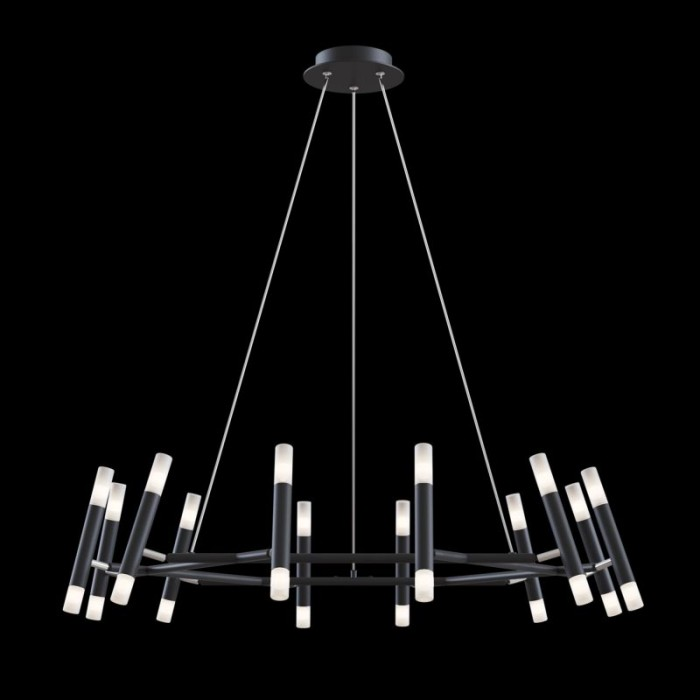 1Подвесной светильник Vigo MOD031PL-24B
