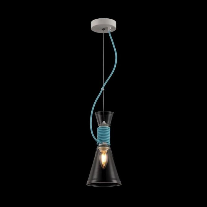 1Подвесной светильник California P536PL-01BL