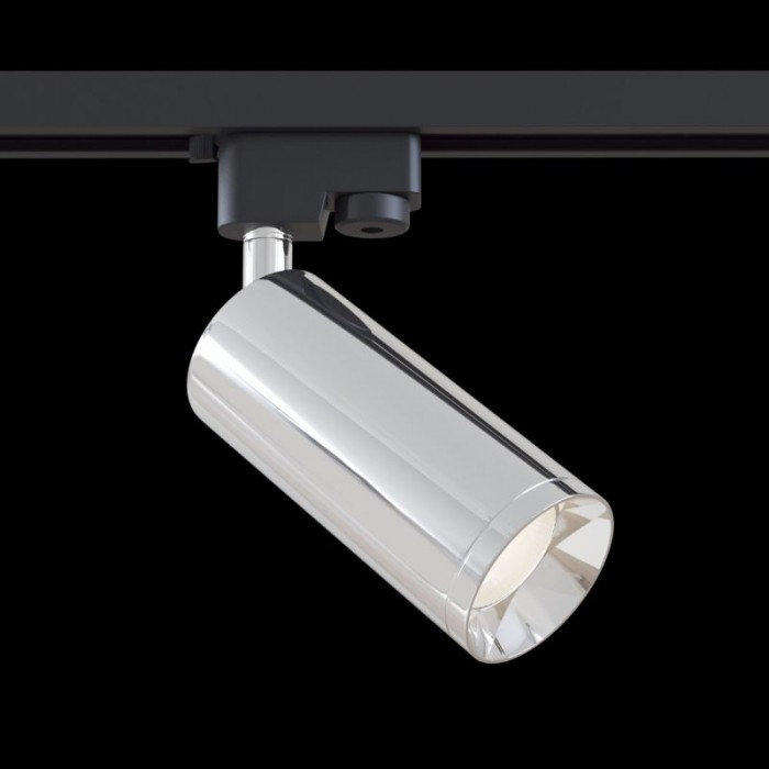 1Трековый светильник Track TR004-1-GU10-CH