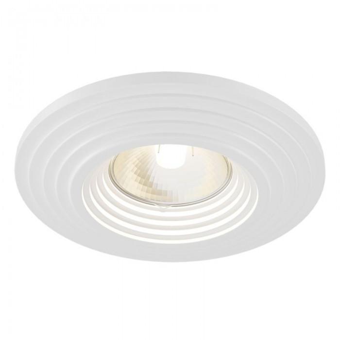 2Встраиваемый светильник Gyps Modern DL004-1-01-W