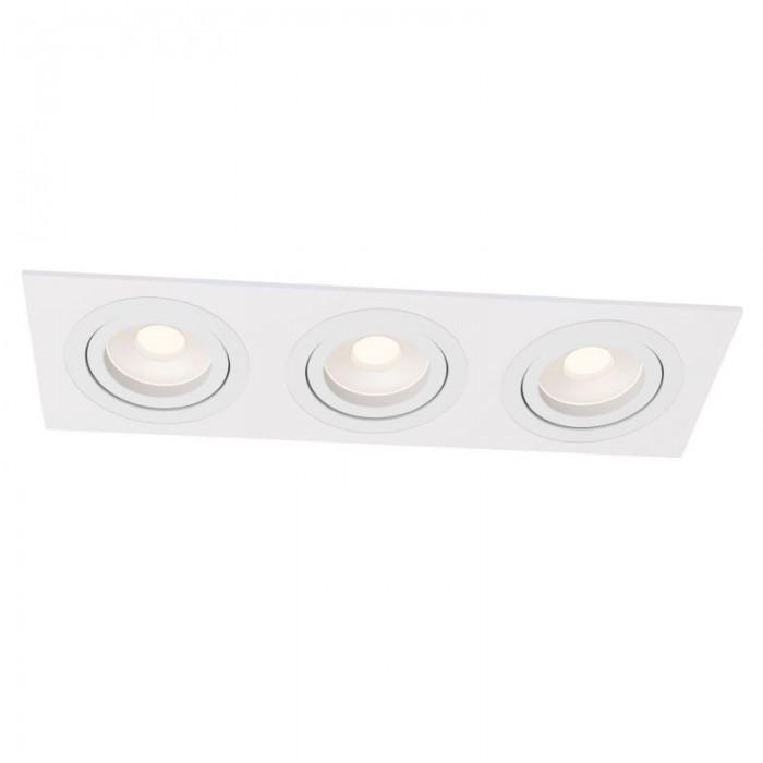 2Встраиваемый светильник Atom DL024-2-03W