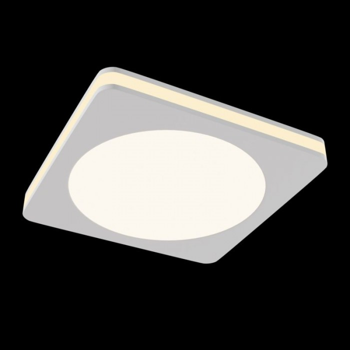 1Встраиваемый светильник Phanton DL303-L12W4K белый