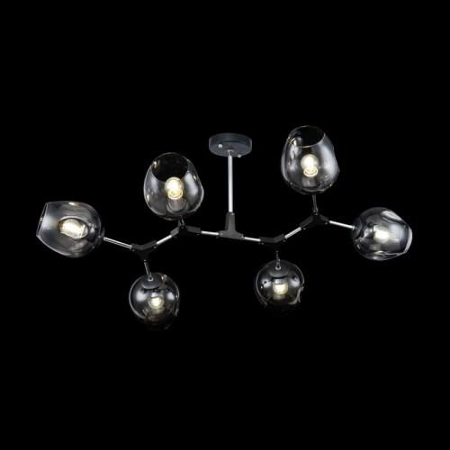 Потолочный светильник Desi FR5006CL-06B