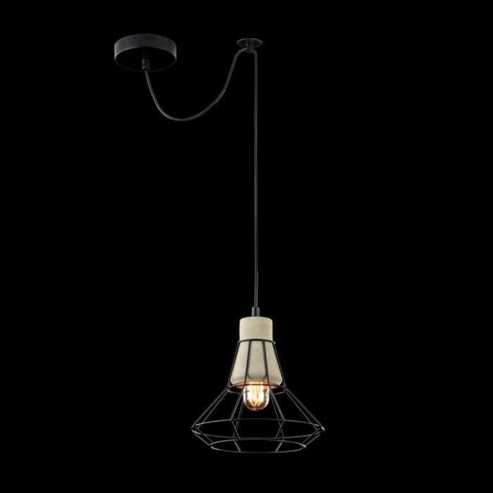 1Подвесной светильник Gosford T452-PL-01-GR
